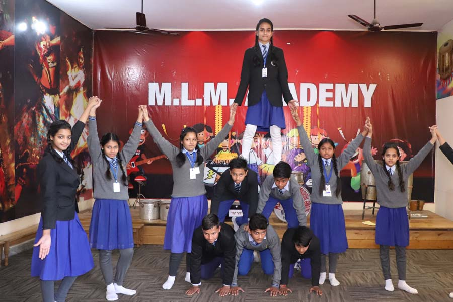 Campus Life at MLM Academy Khatauli